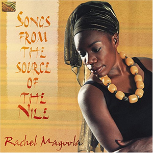 Rachel Magoola - Songs from the Source of the Nile