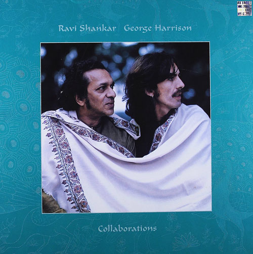 Collaborations (Limited Edition), 3CD/1DVD Box set by George Harrison and Ravi Shankar