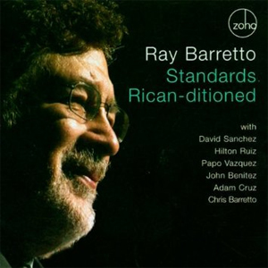 Ray Barretto - Standards Rican-ditioned
