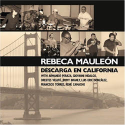 Rebeca Mauleón - Descarga en California