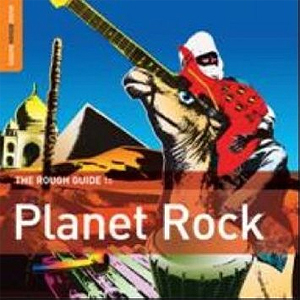 Various Artists - The Rough Guide to Planet Rock