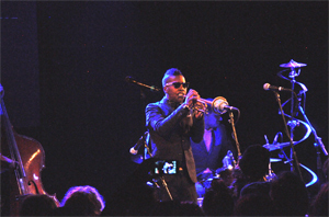 Roy Hargrove - Photo Credit: Evangeline Kim