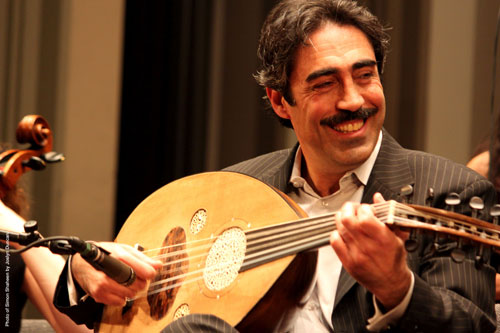Arab music meets flamenco in Zafir, Musical Winds from North Africa to Andalucía