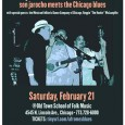 Old Town School of Folk Music will present a meeting of Mexican son jarocho with American blues on Saturday, February 21, 2015. Sones de México Ensemble and Billy Branch and […]