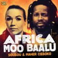 Sousou and Maher Cissoko Africa Moo Baalu (ARC Music, 2014) With the 2008 Adouna and the 2011 Stockholm-Dakar recordings to their credit, Sousou and Maher Cissoko are back with their […]
