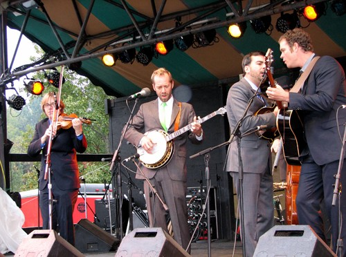 Steep Canyon Rangers to perform at Merlefest 2016