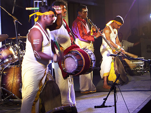 IndiEarth xChange 2015: conference and showcase of world music and indie acts in India