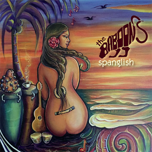 The Baboons - Spanglish (Syncopated Sounds, 2016)