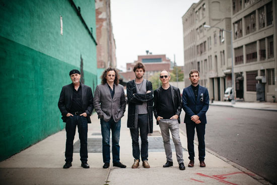The Gloaming in New York - Photo by Rich Gilligan