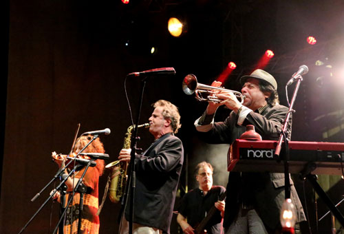 The Thirtieth Anniversary of the Klezmatics in Warsaw