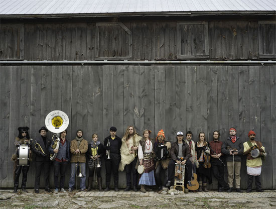 The Lemon Bucket Orkestra