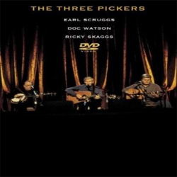 Earl Scruggs, Doc Watson and Ricky Skaggs - The Three Pickers