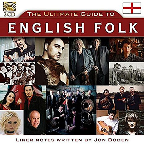Various Artists - The Ultimate Guide to English Folk
