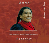 Urna - Portrait - The Magical Voice From Mongolia