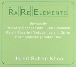 Ustad Sultan Khan -  Rare Elements