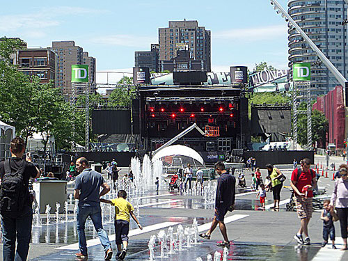 Venues in the heart of Montreal!
