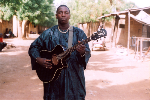 Vieux Farka Toure - Photo Courtesy of Amidou Toure