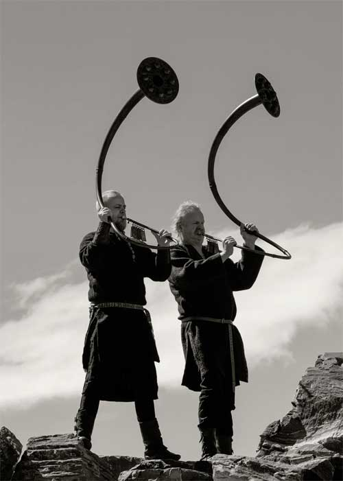 Wardruna - Photo by Ole J Brye