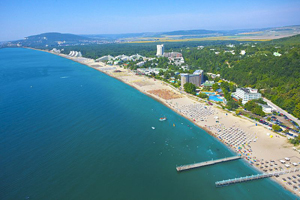 Bulgaria's Black Sea coast