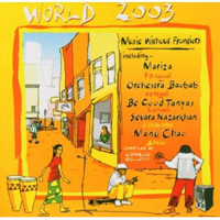 World 2003, compiled by Charlie Gillett