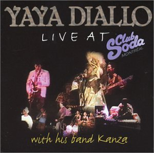 Yaya Diallo - Live at Club Soda