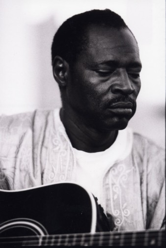 Ali Farka Toure - Photo by Thomas Dorn