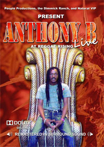 Anthony B - Live at Reggae Rising