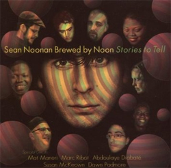 Sean Noonan's Brewed by Noon - Stories To    Tell