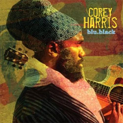 Corey Harris - blu.black