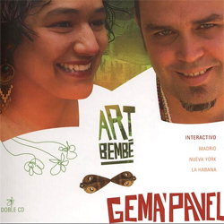 Gema y Pavel - Art Bembe
