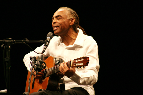 Gilberto Gil - Photo by Priscila Azul