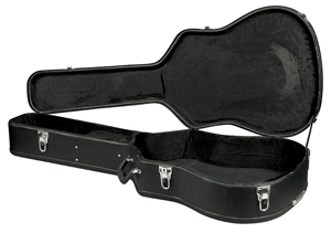 Carrion C-1501 fretted Dreadnought guitar case