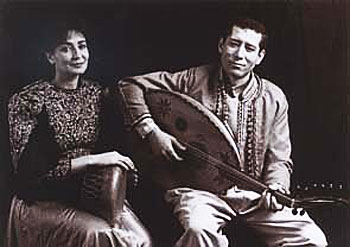 Habib and Hassina Guerroumi