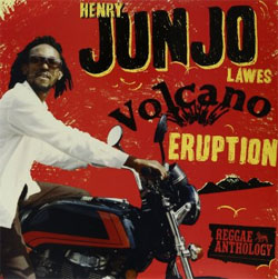 Henry Junjo -  Volcano Eruption