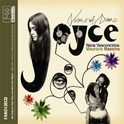 Joyce, Naná Vasconcelos and Mauricio Maestro -  Visions of Dawn
