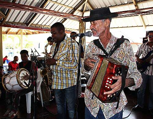 merengue musicians - Photo courtesy of Ministerio de Cultura de República Dominicana