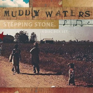 Muddy Waters and Various Artists - Steppin' Stone