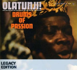 Babatunde Olatunji -  Olatunji! Drums of Passion: Legacy Edition