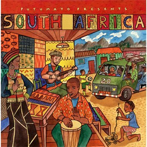 Various Artists - Putumayo Presents South Africa