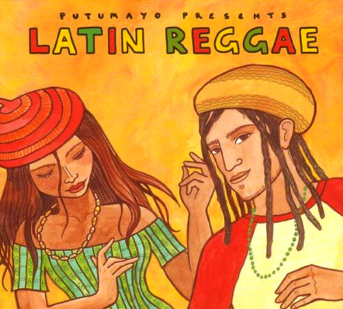 Various Artists - Latin Reggae