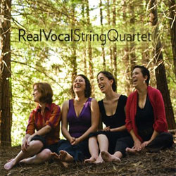 Real Vocal String Quartet -  Real Vocal String Quartet