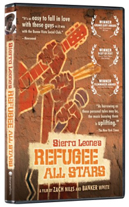 Refugee All Stars -  Sierra Leone's Refugee All Stars