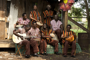 Sierra Leone All Stars - Photo by Zach Smith