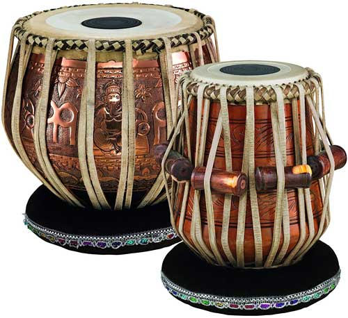 Indian tabla made by Meinl Percussion