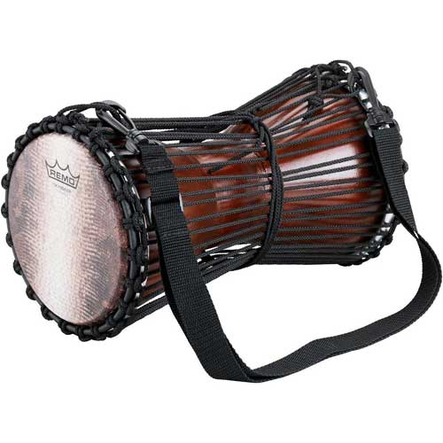 Remo version of the talking drum