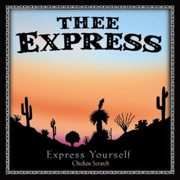 Thee Express -  Express Yourself