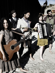 Rupa & the April Fishes - Photo by Judith Burrows