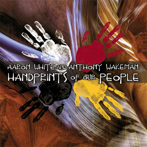 Aaron White - Handprints of Our People