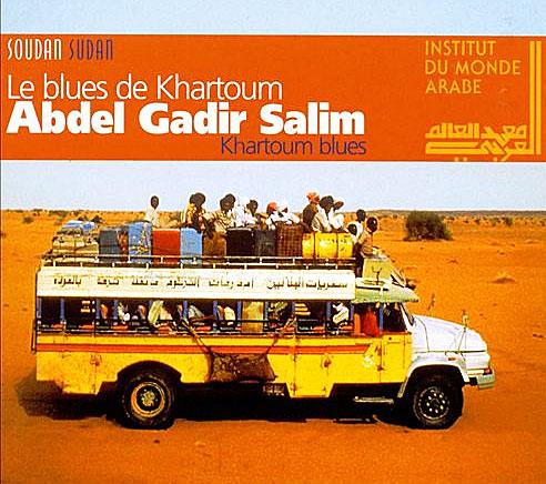 Abdel Gadir Salim -  Khartoum Blues