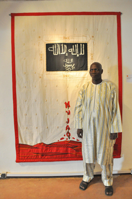 Abdoulaye Konate, MUJAO - Photo by Evangeline Kim